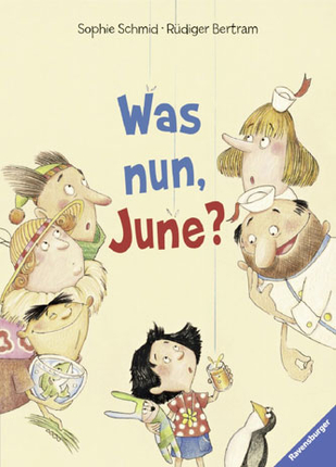 Was nun June?